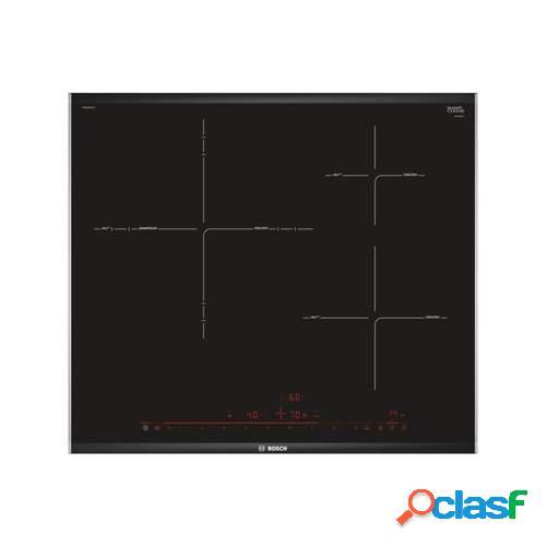 Placa Inducción BOSCH PID675DC1E - 3 Zonas (1 Gigante