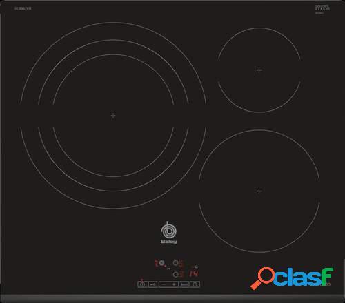 Placa Inducción Balay 3EB967FR - 3 Zonas (1 Gigante 32cm)