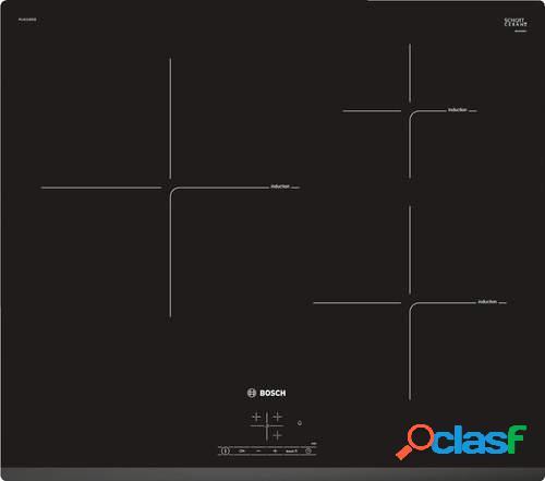 Placa Inducción Bosch PUJ631BB2E - 3 Zonas de cocción, 17
