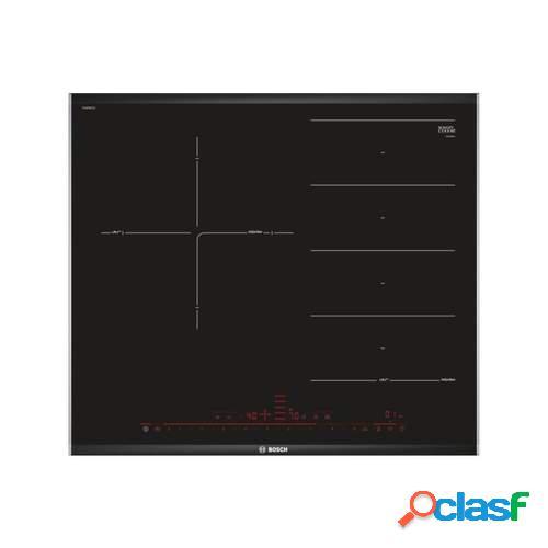 Placa Inducción Bosch PXJ675DC1E - Flexinducción, 3 zonas