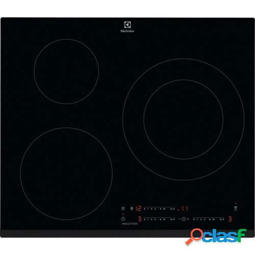 Placa Inducción Electrolux LIT60342 - 60cm, 3 Zonas (1 de