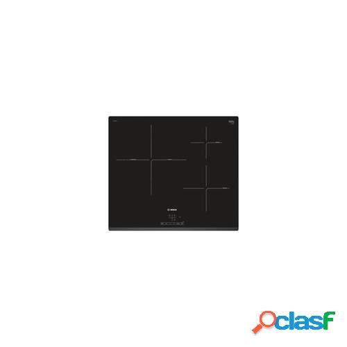 Placa inducción Bosch PID631BB - 60cm, 3 zonas (1 Gigante