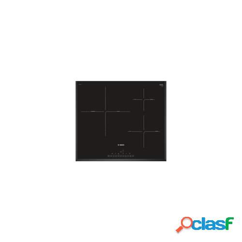 Placa inducción Bosch PID651FC1E - 60cm, 3 Zonas (1 Gigante
