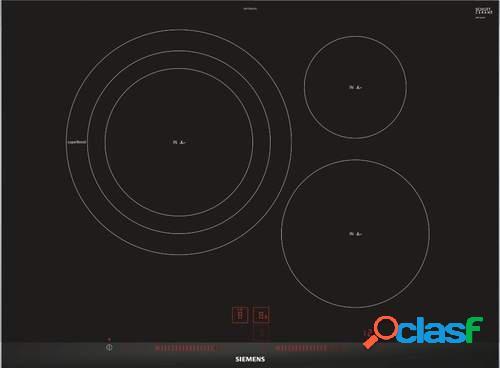 Placa inducción Siemens EH775LDC1E - 70cm, 3 Zonas (1
