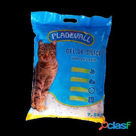 Pladevall Arena de Silice para Gatos 6 L