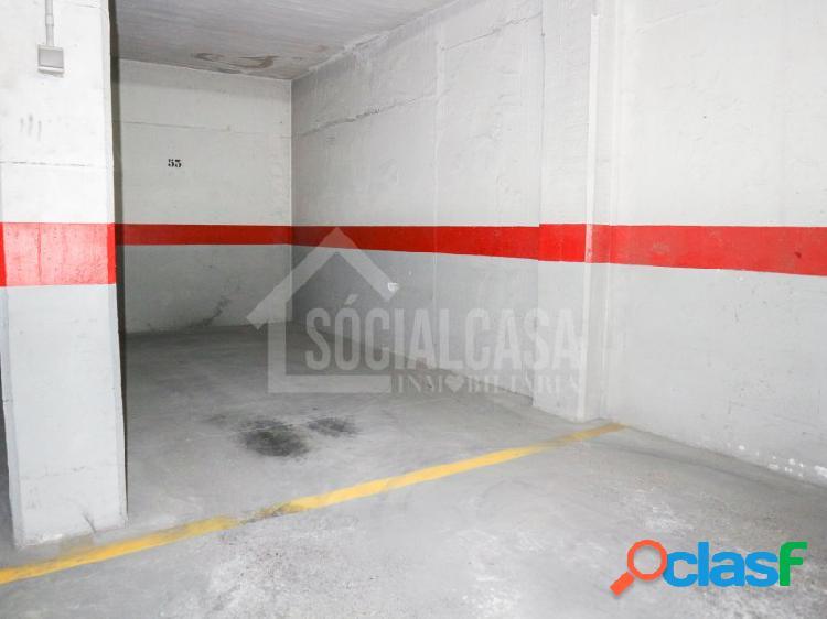 Plaza de garaje en zona Vistalegre