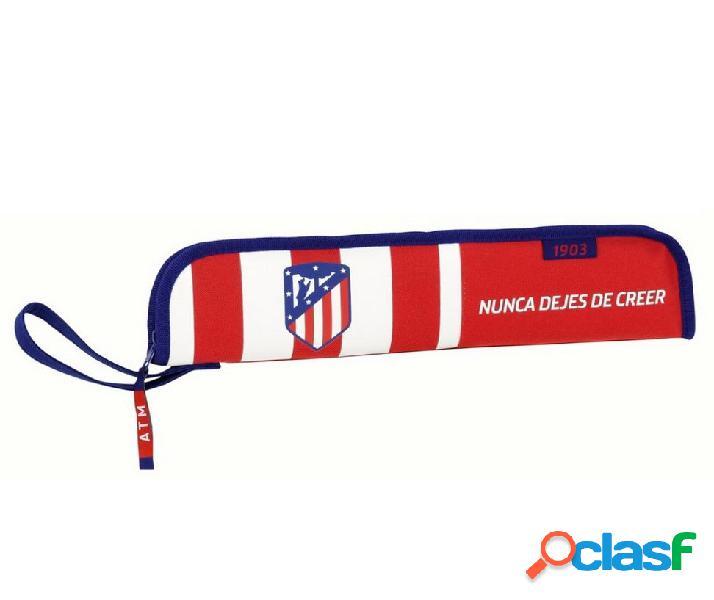 Portaflauta Atletico de Madrid