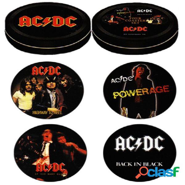 Posavasos AC/DC