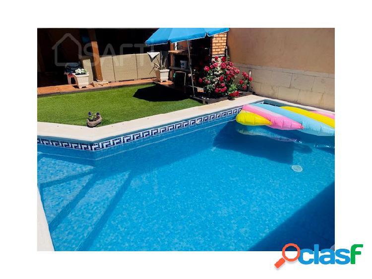 Precioso Chalet pareado de esquina con piscina individual