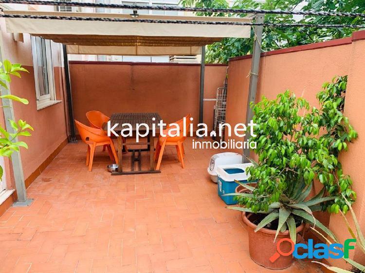 Precioso piso a la venta en Ontinyent (Valencia) con patio