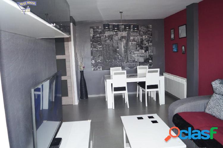 Precioso piso reformado, muy luminoso, 3 hab, 2 baños,