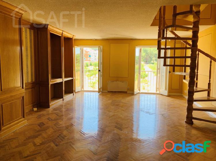 Precioso y luminoso Duplex en Aranjuez