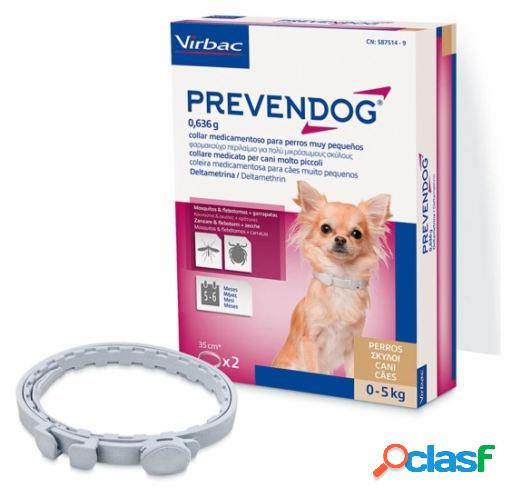 Prevendog Collar Antiparasitario 35 cm 1 Collar