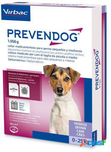 Prevendog Collar Antiparasitario 60 cm 1 Collar