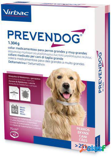 Prevendog Collar Antiparasitario 75 cm 1 Collar
