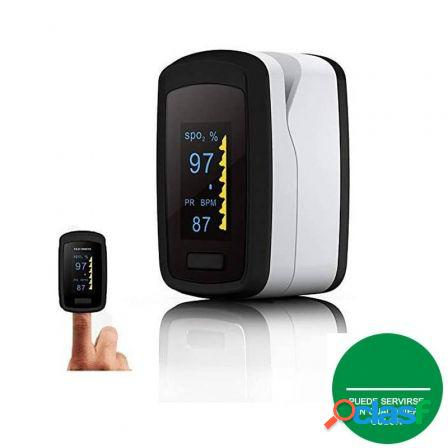 Pulsioximetro de dedo andon v2 cms50d2 - pantalla 3.3cm -