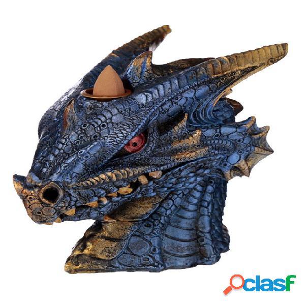 Quemador incienso reflujo Dragon