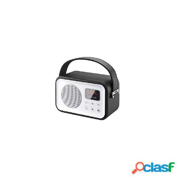 Radio Portátil SUNSTECH RPBT450BK