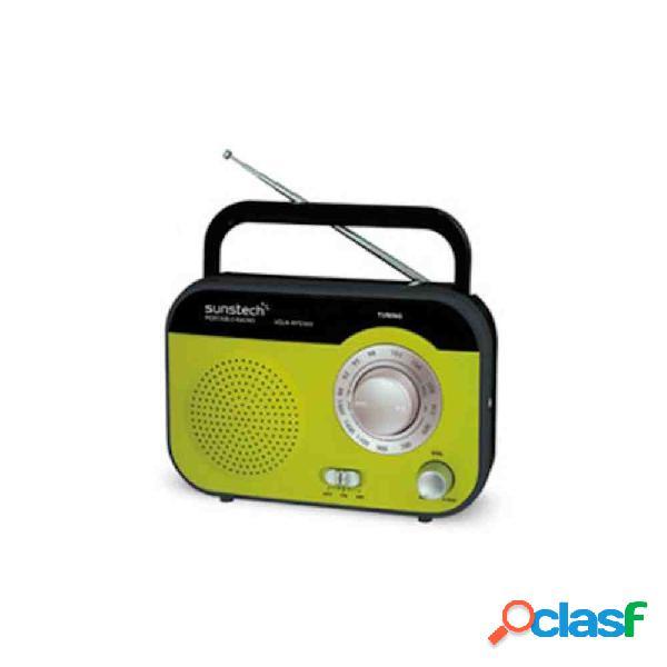 Radio Portátil SUNSTECH RPS560GN