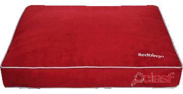 Red Dingo Cojin Rectangular Special Rojo Rojo