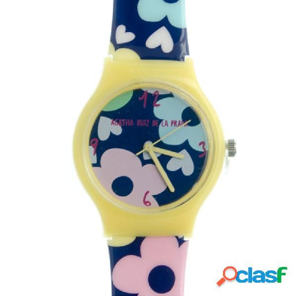 Reloj Agatha Ruiz De La Prada Niña Flower Watch Small