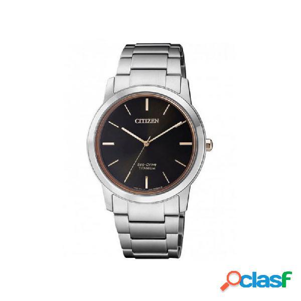 Reloj Citizen Eco-drive Super Titanium Mujer Fe7024-84e