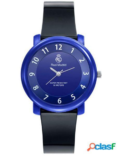 Reloj de pulsera analogico juvenil Real Madrid
