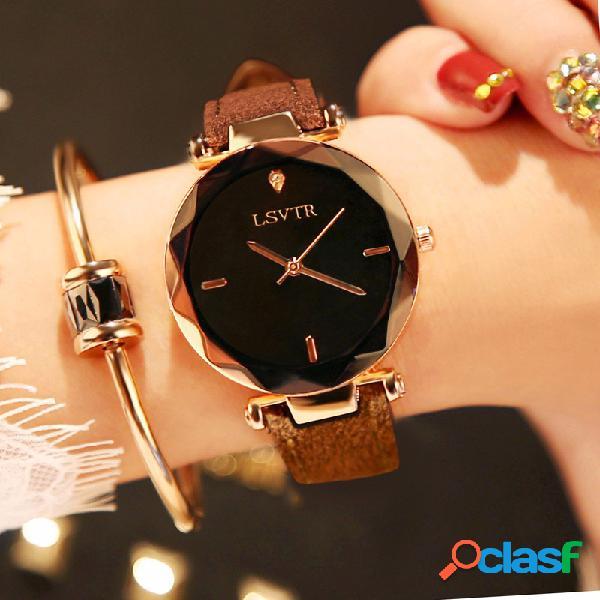 Reloj de pulsera de cuarzo de moda reloj de pulsera de