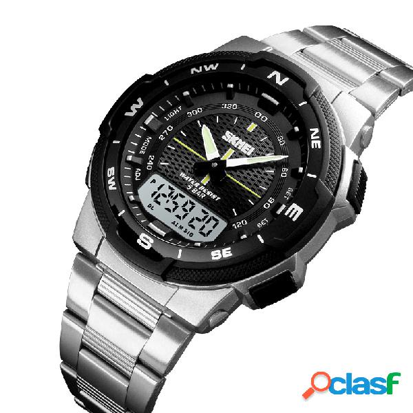Reloj de pulsera de hombre de negocios de estilo Reloj de