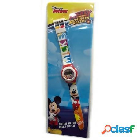 Reloj de pulsera digital Mickey