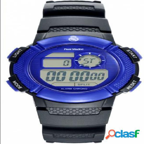 Reloj de pulsera digital juvenil Real Madrid