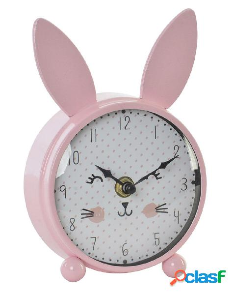 Reloj despertador sobremesa Conejo