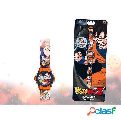 Reloj digital Dragon Ball Z