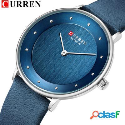 Relojes de mujer Reloj de pulsera de cuarzo para mujer de