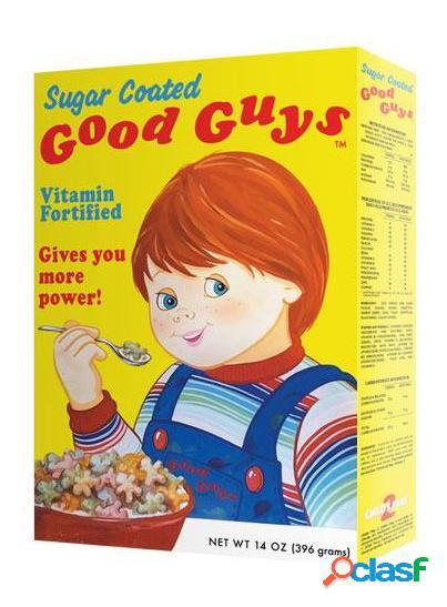 Replica Caja cereales Chucky Trick Or Treat Studios