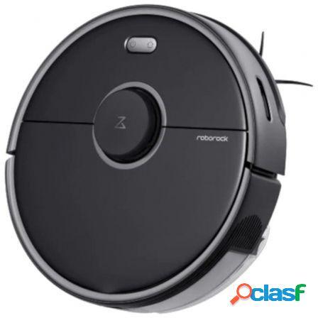 Robot aspirador xiaomi roborock s5 max black - 58w - wifi -