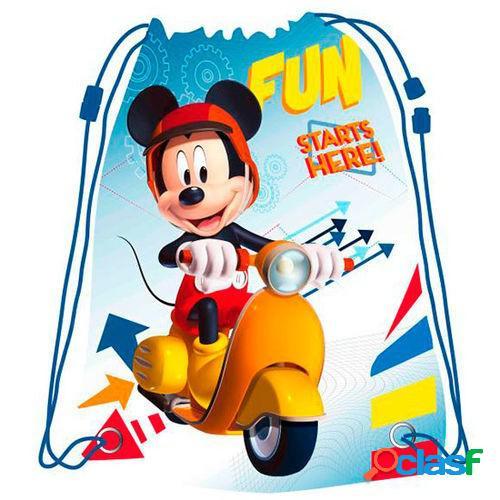 Saco cuerdas Mickey Mouse