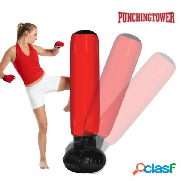 Saco de boxeo hinchable Pvc
