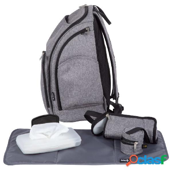 Safety 1st Bolsa para pañales gris