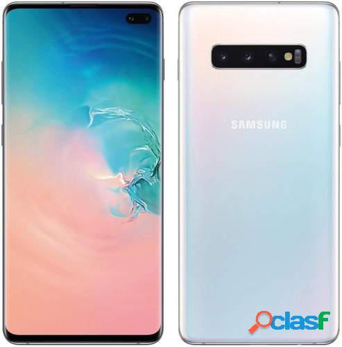 """Samsung Galaxy S10+ 128GB Blanco - 6.4"""" WQHD+ AMOLED,"""