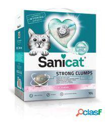 Sanicat Strong Clumps 10 L