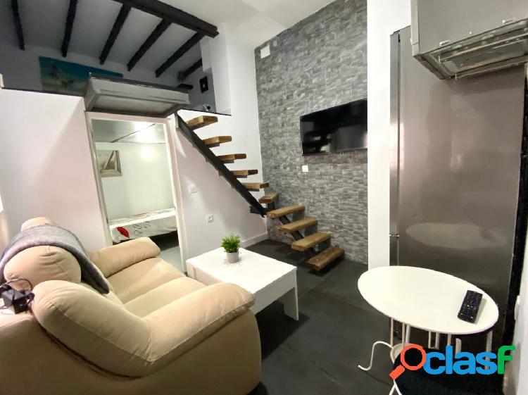 Se alquila apartamento en el Casco Antiguo de Cartagena