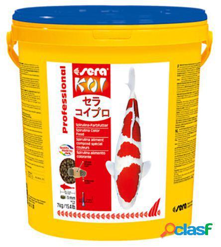 Sera Koi Professional Spirulina Alimento Colorante 500 GR