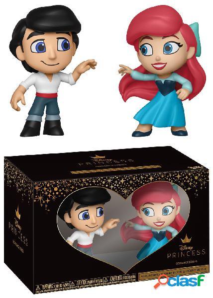 Set Figuras Ariel y Eric La Sirenita Romance Series