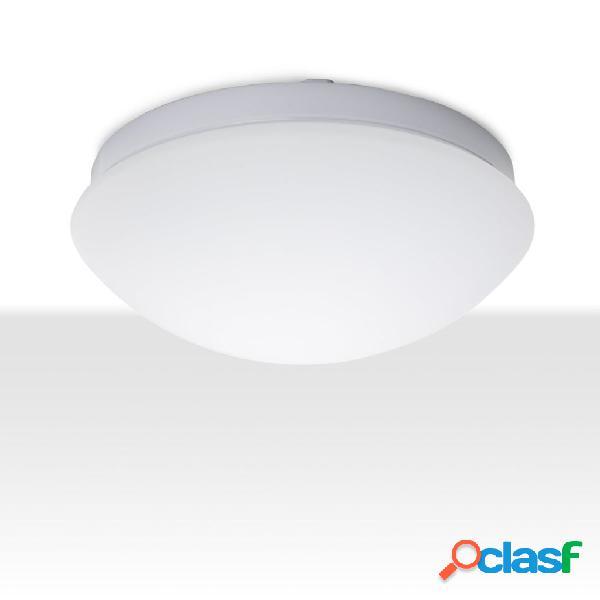 Smartwares Lámpara de techo con sensor movimiento 60 W