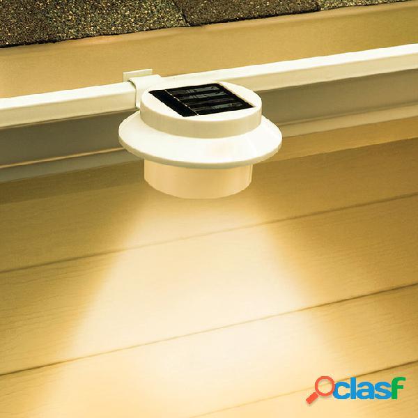 Solar Luz de cerca LED Impermeable Fregadero Lámpara LED