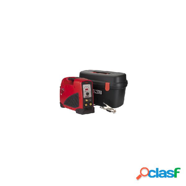 Soldador inverter tig digital solter icontig 2220 hf pulse