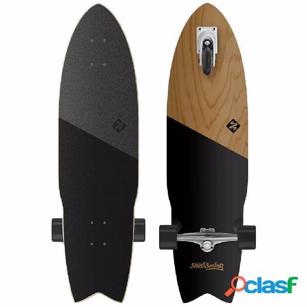 Street Surfing Monopatín de propulsión Shark Attack 91,4