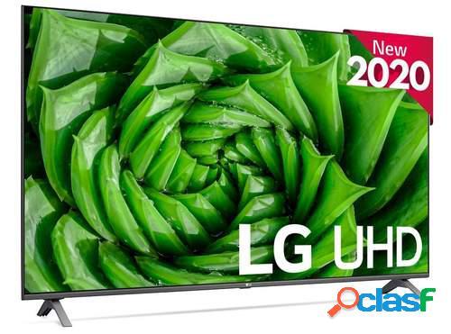 """TV LG 65"""" 65UN80006LA - UHD 4K, HDR10 Pro, Smart TV ThinQ"""