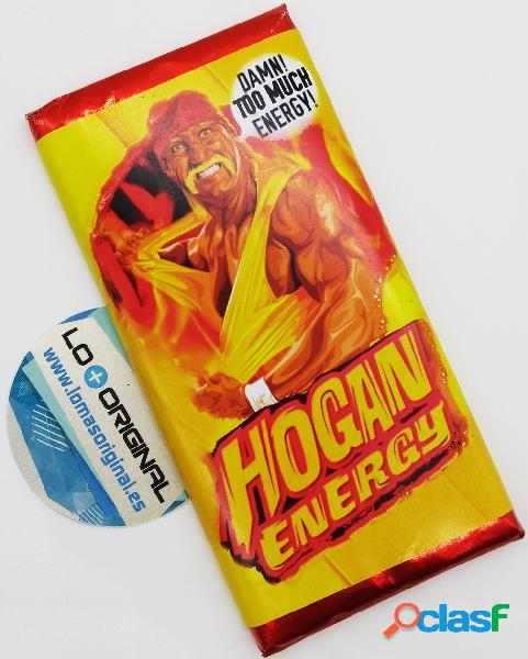 Tableta chocolate Hulk Hogan